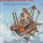 Der Leuchtturm unter den Wolken - deutsche Ausgabe