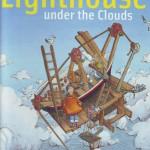Der Leuchtturm unter den Wolken - englische Ausgabe