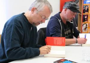 Lesung in Braunschweig mit Kevin Brooks